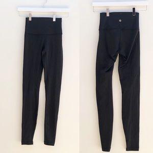 Lululemon Black Align Pant (Leggings) High Waist 2